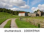 Typical Scottish Farmhouse In...