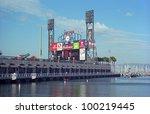 san francisco   september 20 ... | Shutterstock . vector #100219445