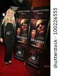 "Small photo of Alisha Lucero at the ""Brando Unauthorized"" Los Angeles Premiere, Majestic Crest Theater, Westwood, CA. 11-09-10"
