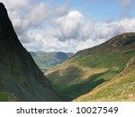 A View Towards Buttermere Alon...