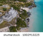 Ruins Of Tulum  Mexico  Januar...