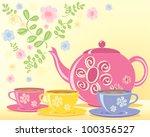 a vector illustration in eps 10 ... | Shutterstock .eps vector #100356527