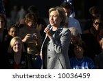hillary diane rodham clinton | Shutterstock . vector #10036459
