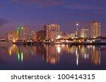 Vibrant Manila Bay Philippines...
