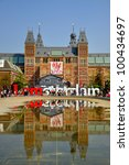 Rijksmuseum With Big Letters I...