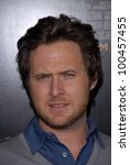 """Small photo of A.J. Buckley at """"The Fighter"""" Los Angeles Premiere, Chinese Theater, Hollywood, CA. 12-06-10"""