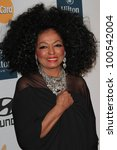Diana Ross At The Clive Davis...