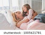 family bonding time. young...   Shutterstock . vector #1005621781