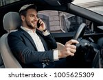 always available. handsome... | Shutterstock . vector #1005625309