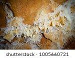 speleological formations from... | Shutterstock . vector #1005660721