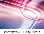 colorful ripple background | Shutterstock . vector #1005709915