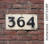 Small photo of Old house number three hundred and sixty four (364)