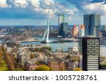 Overview For Rotterdam City...