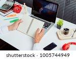 businessman hands holding...   Shutterstock . vector #1005744949