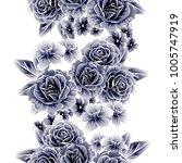 abstract elegance seamless... | Shutterstock .eps vector #1005747919