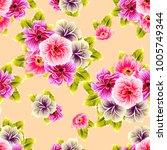 abstract elegance seamless...   Shutterstock . vector #1005749344