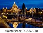 Parliament Building Illuminate...