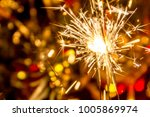 christmas new year | Shutterstock . vector #1005869974