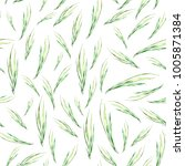 watercolor seamless pattern ... | Shutterstock . vector #1005871384