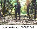 photographer asian man...   Shutterstock . vector #1005879061