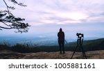 photographer women asians...   Shutterstock . vector #1005881161