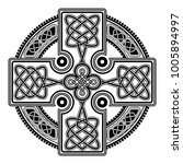 Isolated Celtic Cross From...