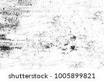 grunge black and white pattern. ... | Shutterstock . vector #1005899821