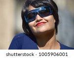 diverse female wearing... | Shutterstock . vector #1005906001