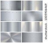 metal surface finishing texture ... | Shutterstock . vector #1005906469