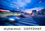 abstract out of focus colorful... | Shutterstock . vector #1005930469
