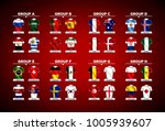 football world championship... | Shutterstock .eps vector #1005939607