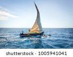 view of nosy komba island... | Shutterstock . vector #1005941041