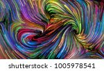 color in motion series.... | Shutterstock . vector #1005978541