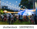 abstract blur people in night... | Shutterstock . vector #1005985531