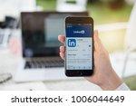 chiang mai  thailand   jan 07 ... | Shutterstock . vector #1006044649