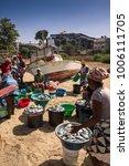 tarrafal  santiago island  cape ... | Shutterstock . vector #1006111705