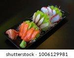 Salmon And Tuna Sashimi ...