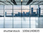 panoramic skyline and buildings ... | Shutterstock . vector #1006140835