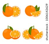 raster copy   icon  orange or... | Shutterstock . vector #1006142629