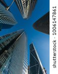 highrises in san francisco's...   Shutterstock . vector #1006147861
