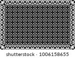 black and white pattern for... | Shutterstock . vector #1006158655