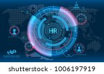 hud elements  search human... | Shutterstock .eps vector #1006197919
