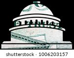 house and senate  government... | Shutterstock . vector #1006203157