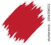 grunge brush stroke | Shutterstock .eps vector #1006208521