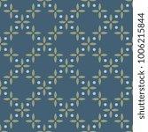 simple geometric motif. flat...   Shutterstock .eps vector #1006215844