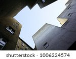 look up at the multistory... | Shutterstock . vector #1006224574