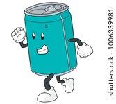 vector of can | Shutterstock .eps vector #1006339981