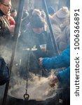 cracow  poland   december 17 ... | Shutterstock . vector #1006366891