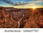 Toroweap  Sunset   Grand Canyon ...