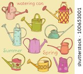 Watering Can Collection  ...